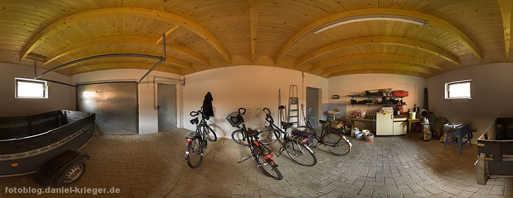 garage panorama